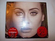 Adele - 25 ( US IMPORT CD With 3 Bonus Tracks Gatefold Card Sleeve)