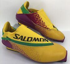 Salomon Cross Country Ski Boots Womens 11.5 SNS PROFIL 911
