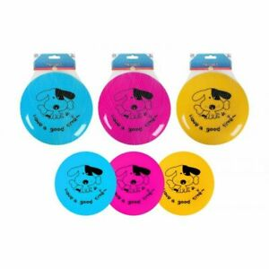 Dog Frisbee Flying Disc Pet Activity World of Pets