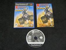PS2 : X-TREME QUADS - Completo!
