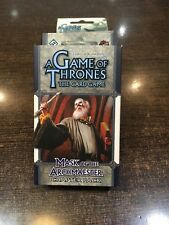 A Game of Thrones MASK OF THE ARCHMAESTER Chapter pack Fantasy flight LCG