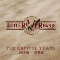LITTLE RIVER BAND - THE CAPITOL YEARS 1979-1986  6 CD NEW!