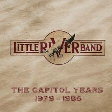 LITTLE RIVER BAND - THE CAPITOL YEARS 1979-1986  6 CD NEU