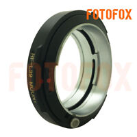 FOTOFOX RF-L39 Contax Rangefinder CRF RF Lens to Leica Mount SM M39 L39 Adapter