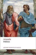 The Politics (Oxford World's Classics) by Aristotle | Paperback Book | 978019953