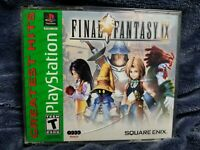 Final Fantasy IX Sony PlayStation PS1 Missing Disc 1 Other Discs Good