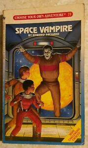 Choose Your Own Adventure #71: Space Vampire (Edward Packard)