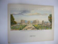 COLLECTION OF 7 SS ILE DE FRANCE MENUS OCTOBER 20-24 1955, 3 DINNER 4 LUNCHEON
