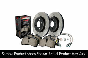 StopTech Sport Axle Pack Slotted Rotor Front Brake Kit S2000 00-05 F20C F22C