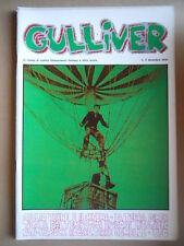 Gulliver Rivista fumetti n°2 1976 HP di Guido Buzzelli  [G449] BUONO