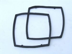 1966 66 FORD GALAXIE & 500 TAILLIGHT DOOR BLACK SEAL PAD NEW