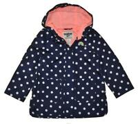 Osh Kosh B'gosh Girls Navy Blue Lightweight Jacket Size 2T 3T 4T 4 5/6 6X
