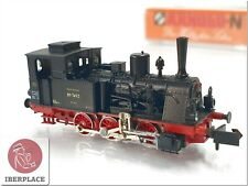 N 1:160 escala locomotive locomotora trenes Arnold 2220 BR 89 7493 DRG <