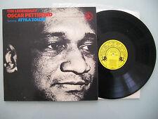 Pettiford Oscar, Hans Koller, The Legendary feat. Attila ...,D'76, LP, Vinyl: m-