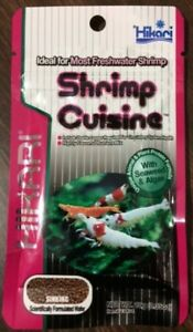 Hikari Shrimp Cuisine .35oz  /  Post Office 1st Class Mail