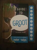 Guide to Groot : A Sound Book, Hardcover by Manning, Matthew K.; Rix, Nicolas...