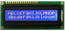 16x2 LCD 1602 16 x 2 MODULE HD44780 BLUE DISPLAY DIY ARDUINO Uno project (S01)