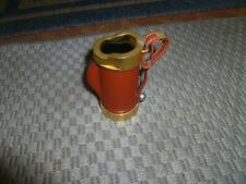 New listing brass golf club bag see photos