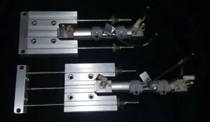 PHD SEB22X4-AE-DB-E Linear Slide Pneumatic Cylinder Actuator Sensors 04089663-02