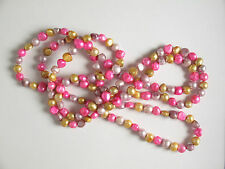 Cultured Freshwater Pearl  Necklace (59 inches)