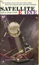 Satelitte E One by Jeffrey Lloyd Castle-Vintage Bantam SF PB-1958