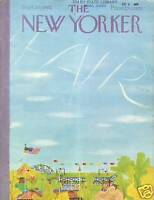 1961 New Yorker September 30 - The County Fair