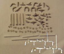 P&D Marsh N Gauge N Scale M27 Industrial pipework & fittings - large bore kit