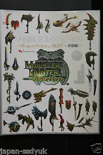 JAPAN Monster Hunter Frontier Mezeporta NEXT Buki art book