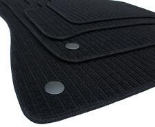 Mercedes Fußmatten E-Klasse W211 S211 Original Qualität RIPS 4x Teppich schwarz