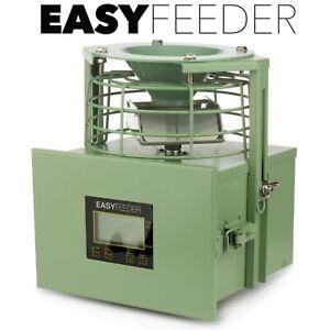 EASYFEEDER Automatic Feeder Timer Bird Deer Pheasant Duck Chicken Partridge Game