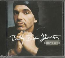 BILLY BOB THORNTON - Private radio - CD 2001 MINT COND
