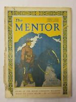 ANTIQUE ~ The Mentor Magazine ~ March, 1928 ~ Volume 16 ~ Number 2