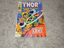 1971 Marvel The Mighty Thor Comic Book August 191