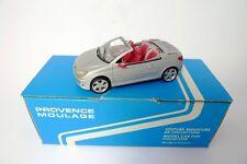 Kit Provence Moulage 1:43 - Peugeot 206  Open salon de Genève 1998