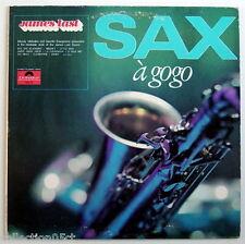 ONE 1973'S 33 R.P.M. RECORD, JAMES LAST, SAX À GOGO