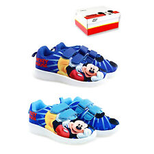 Sandalo Disney Minnie Mouse blu//rosso//bianco S13316