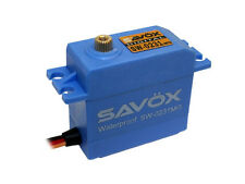 Savox SW0231MG Waterproof Metal Geared Digital Servo 15kg/0.17s @ 6v