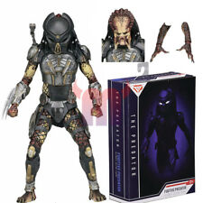 "NECA Fugitive Predator Ultimate 7"" Action Figure AVP Aliens vs Predators New"