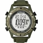 TIMEX T49846 Men Digital Watch Expedition Trail Mate Sports Nylon Strap Green