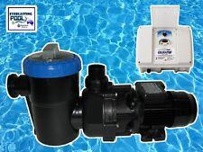 Fasco Aqua Drive 2.0 HP Swimming Pool Pump & Future Wave Pump Energy Saver
