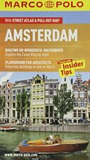Amsterdam Marco Polo Guide (Marco Polo Guides) By Marco Polo Travel