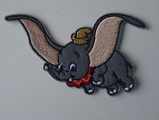 Disney DUMBO the Elephant Embroidered Iron On /Sew On Applique Patch