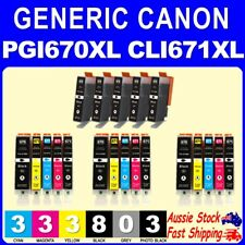 5x 10x 14x 20x 670XL PGI670XL CLI671XL ink for Canon MG5760 MG5765 MG6860 MG6865