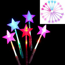 1pcsLED Magic Star Wand Flashing Light up Glow Stick Party Concert Luminous toy