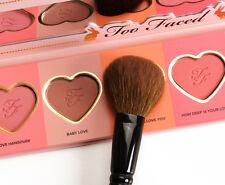 Too Faced LOVE FLUSH Blush Wardrobe Palette 6 colors Limited Edition