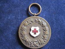 RDC-croce di Prussia paese associazione della CROCE ROSSA PER 40 anni in oro con N. 33