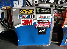 Danica Patrick 2017 nascar race used sheetmetal Vegas backup car