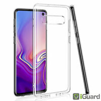 Protective Case for Samsung Galaxy S10 Plus G975 Bumper Transparent TPU