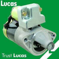 LUCAS STARTER FOR PONTIAC G6 V6 3.5L 06-06 SDR0340 323-1630 6783 SR8627N SR8627X