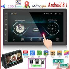 "7"" Android Autoradio stereo 2din gps navi bluetooth wi-fi mirror link mp5 radio"